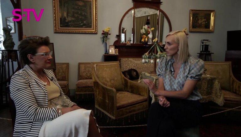 Stiliste Žanna Dubska par negaistošās jaunības noslēpumu
