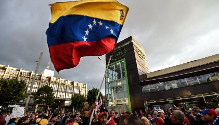 РФ и США не нашли общего языка на переговорах по ситуации в Венесуэле