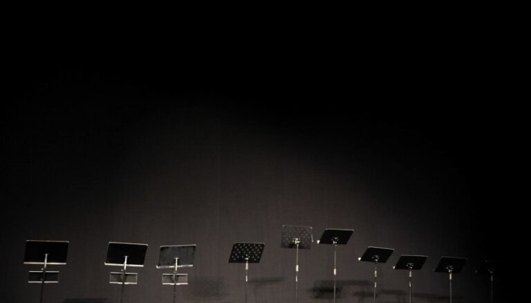 Komponisti Zaļupe un Lācis radījuši apjomīgas simfonijas