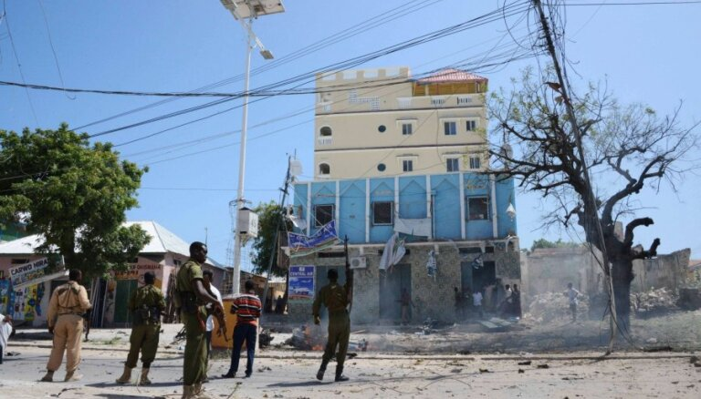 Latvijas žurnālistam izdevies iekļūt vienā no pasaulē bīstamākajām valstīm – Somālijā