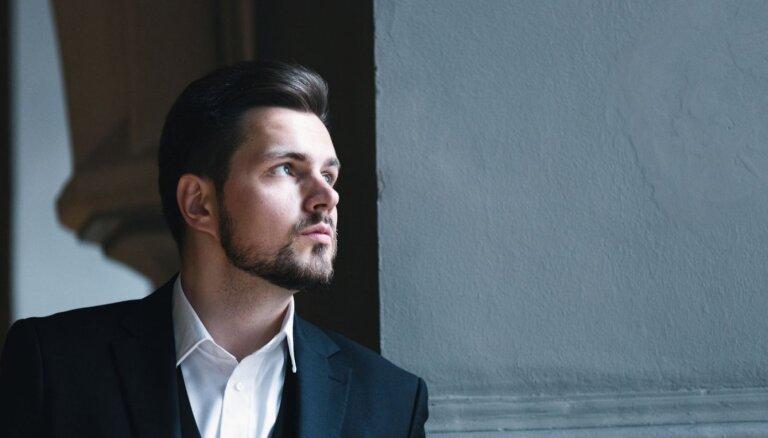 Britu izdevniecība laidusi klajā komponista Jēkaba Jančevska pirmo kormūzikas albumu