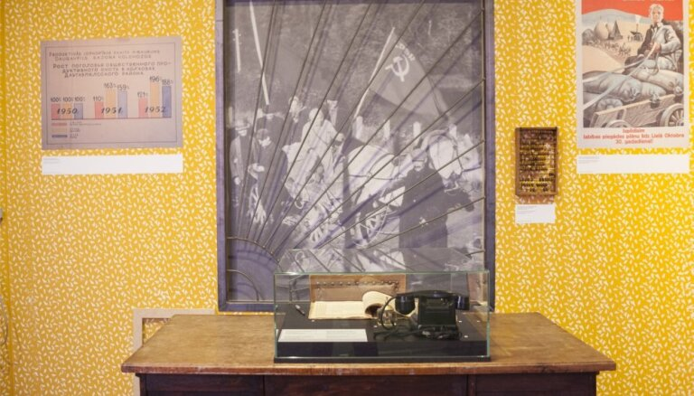 Jūnijā turpināsies ekskursijas 68 muzeju kopizstādē 'Latvijas gadsimts'