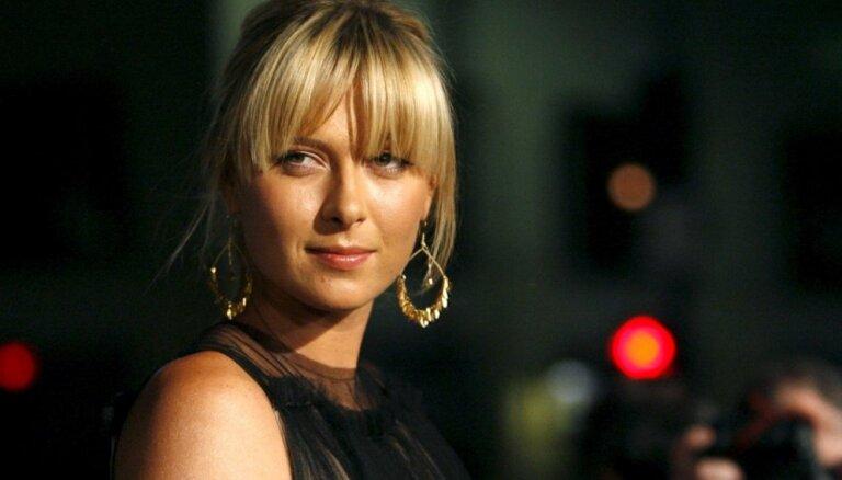 Мария Шарапова снялась в американском сериале с Джоном Малковичем