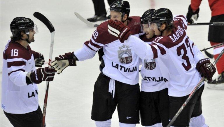 В Матче Звезд КХЛ примут участие два латвийских игрока
