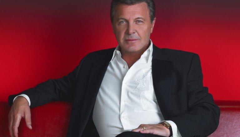 В Риге с сольным концертом выступит Лев Лещенко