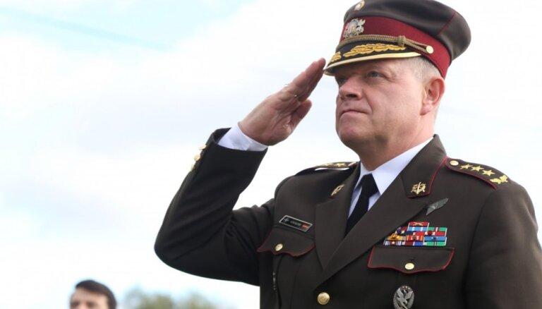 Граубе: не надо говорить, что желание народа защищать Латвию является низким