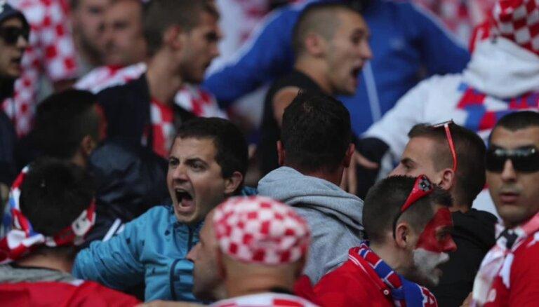 Horvātu ultras grib panākt Horvātijas izslēgšanu no EURO 2016