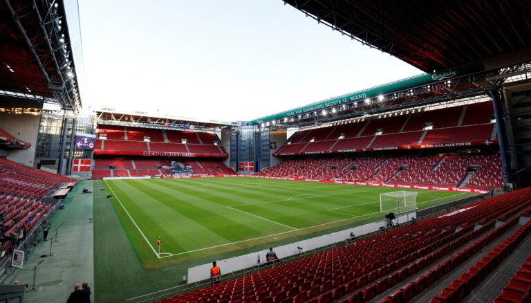 """Стадион """"Паркен"""", Копенгаген, Дания"""