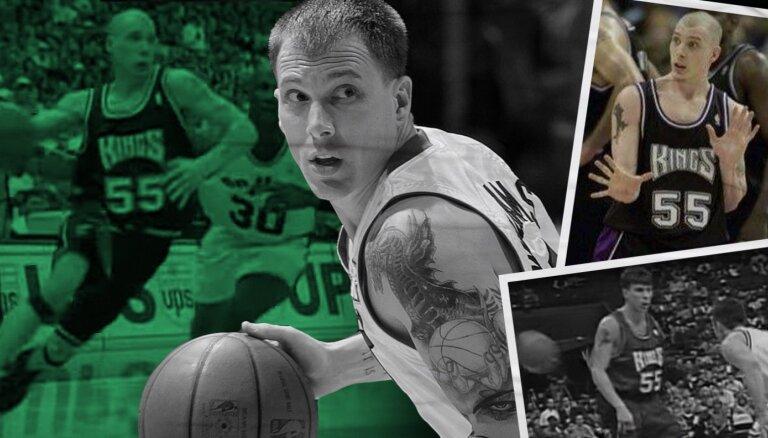 'Mīļā, tev tas ir jāredz!' Kāpēc Džeisons Viljamss tomēr nekļuva par NBA zvaigzni?