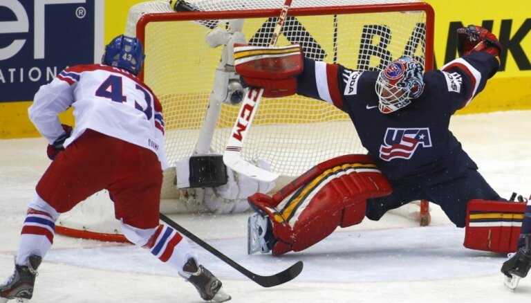 Американцы забили два гола за 13 секунд и едут домой