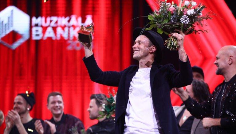 Noskaidrotas aizvadītā gada 25 vērtīgākās latviešu dziesmas