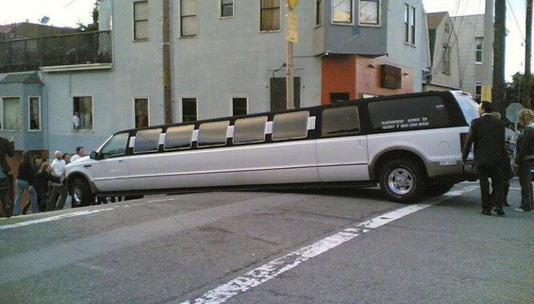 Dīvainākie limuzīni pasaulē