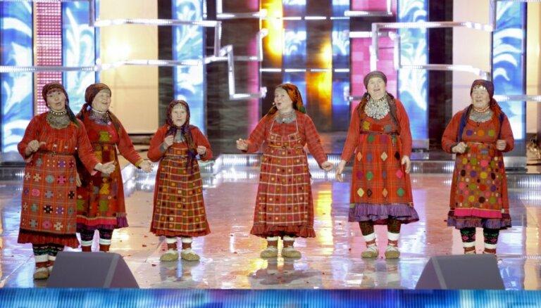 """Репетиции Евровидения: """"Бурановские бабушки"""" уже звезды"""