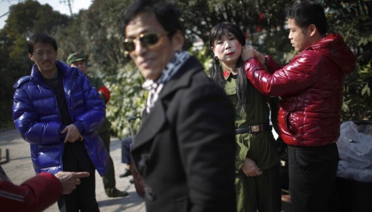 Китайских туристов пытаются завлечь в Ригу