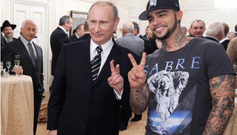 В Литве предложили признать Тимати персоной нон грата за песню о Путине