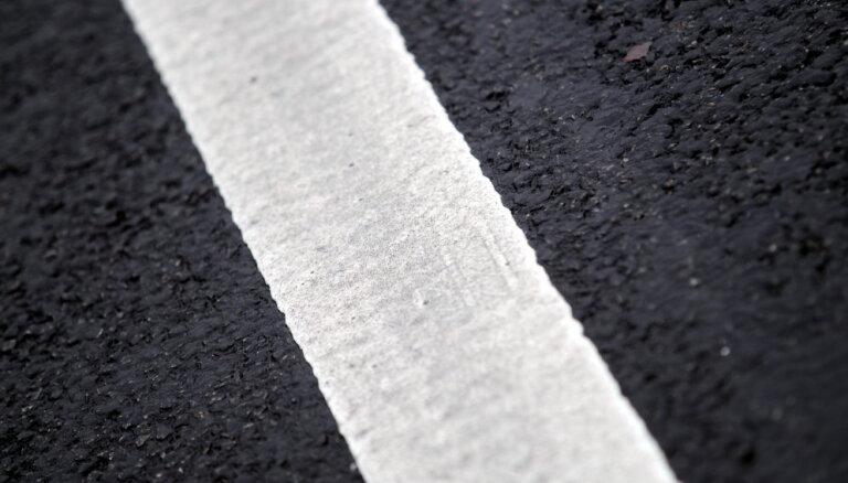 Jelgavas apkārtnē autovadītājus sagaida pieci ceļu būvdarbu posmi