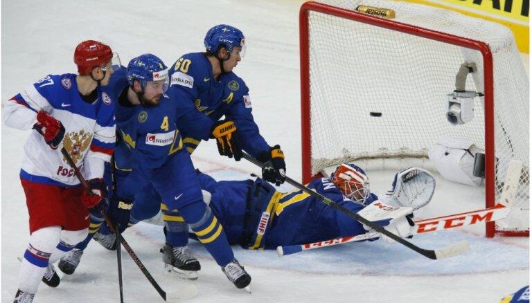 Znaroks ieved Krievijas izlasi pasaules čempionāta finālā