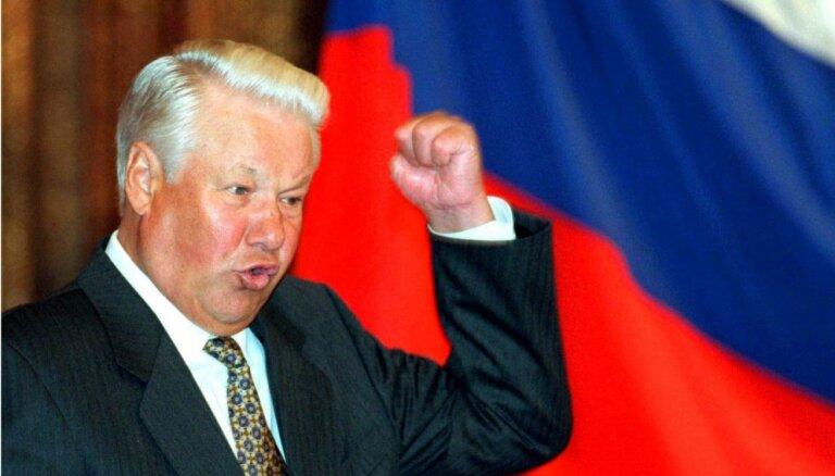 На Урале сгорел дом, в котором родился Борис Ельцин