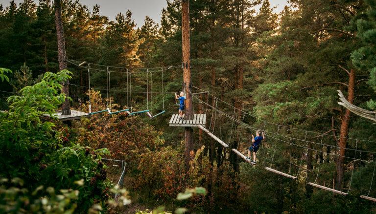 Размяться в Вентспилсе: идеи для активных и спортивных выходных