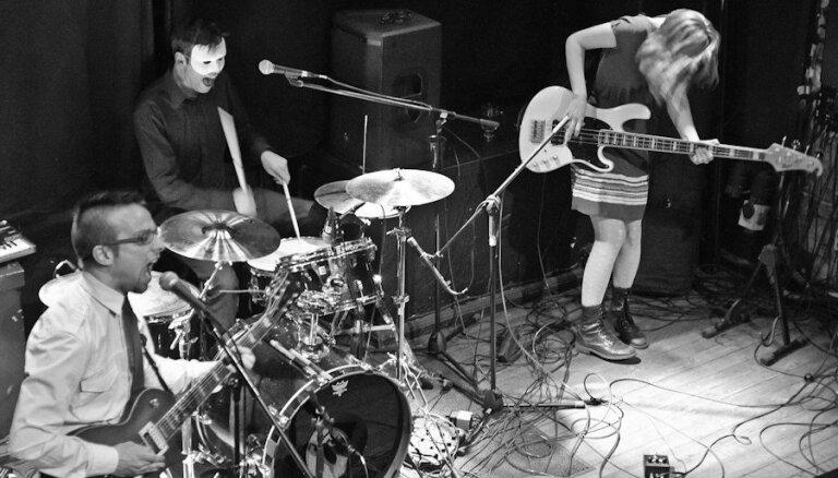 Rīgā koncertēs Igaunijas postroka grupa 'Daytona White'