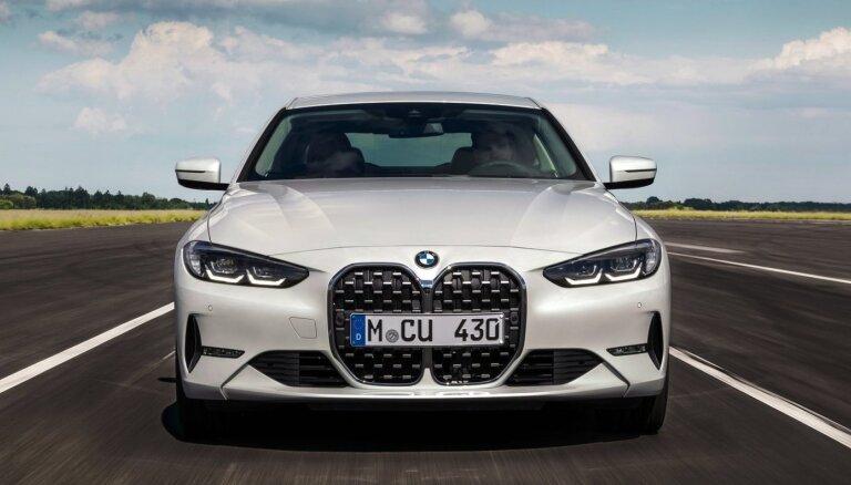 BMW pirmā ceturkšņa peļņa četrkāršojusies