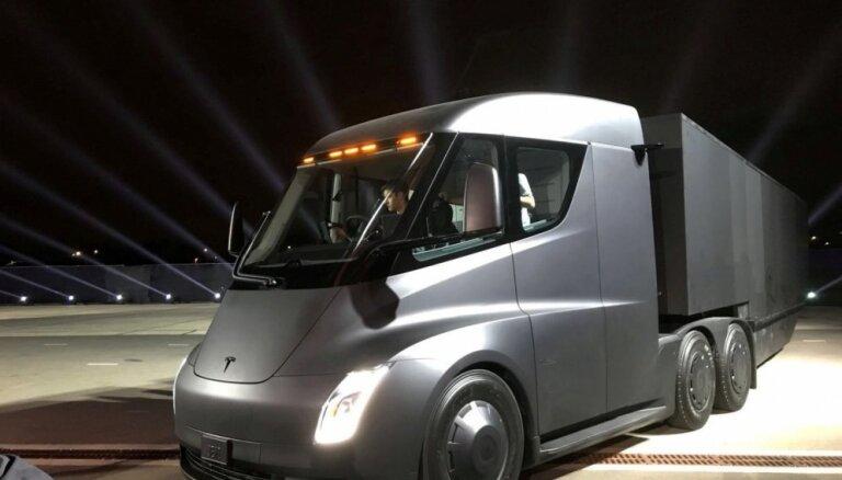 Компания потребовала от Tesla $2 млрд за нарушение патентов при разработке электрогрузовика