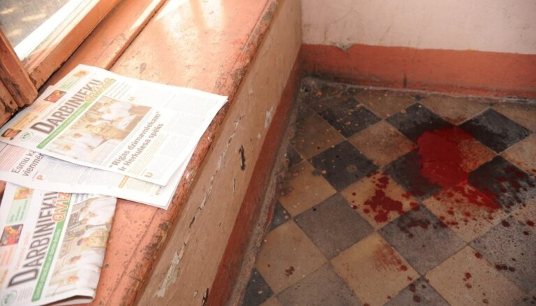 Полиция закрыла дело о нападении на журналиста Якобсона