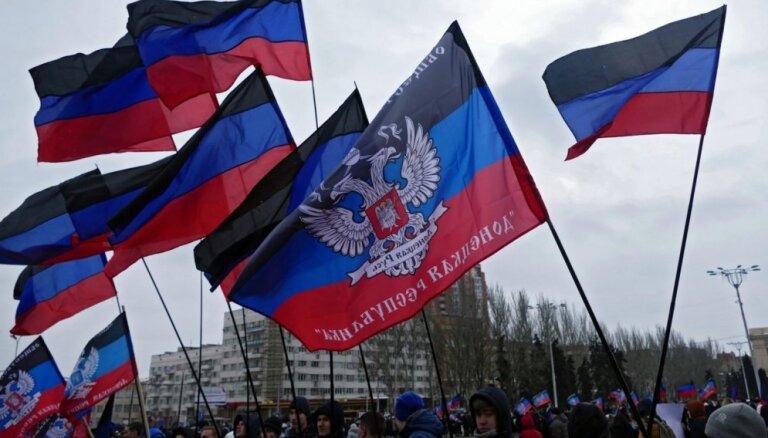 VDD rosina sākt kriminālvajāšanu par prettiesisku piedalīšanos bruņotā konfliktā Austrumukrainā