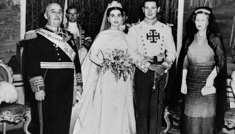В Мадриде скончалась герцогиня де Франко — единственная дочь диктатора