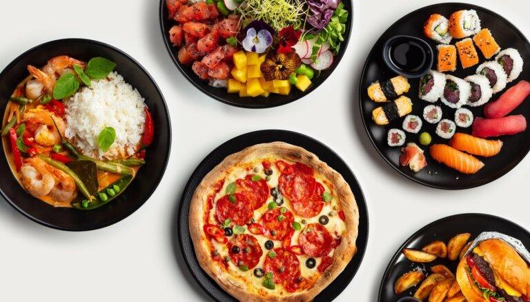 Wolt: твой билет в мир вкусной еды и разных культур