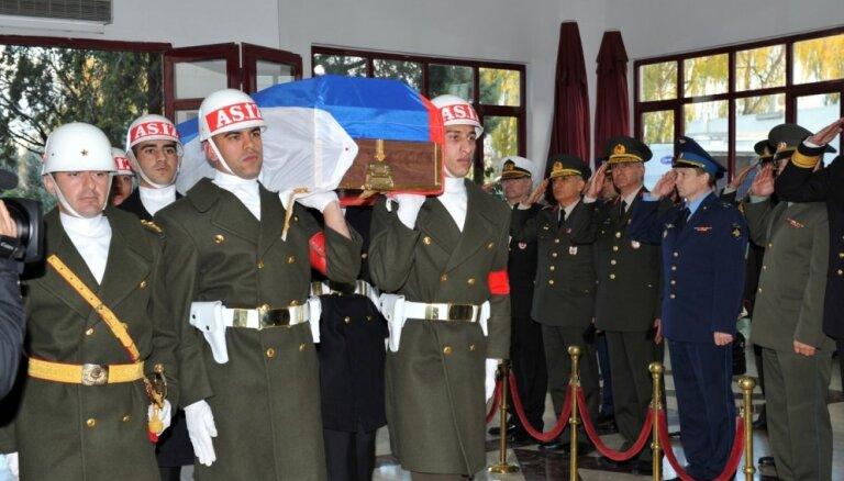 Россия объявила в розыск 9 сирийских боевиков, причастных к гибели летчика Пешкова