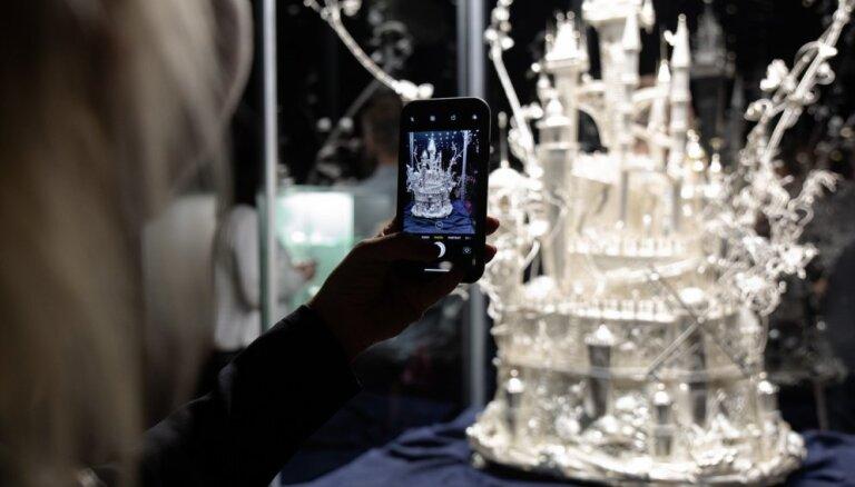 Rīgā atklās Dzīvā sudraba muzeju, kur būs apskatāmas smalkas kompozīcijas