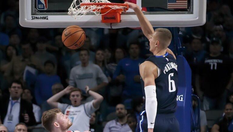 Iezīmējas skaidrība par NBA sezonu – jāspēlē būs visiem latviešiem