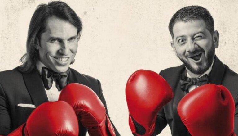 Александр Ревва и Михаил Галустян представят в Юрмале комедийное шоу