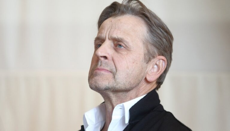 Михаил Барышников снова в Риге, но просит не беспокоить