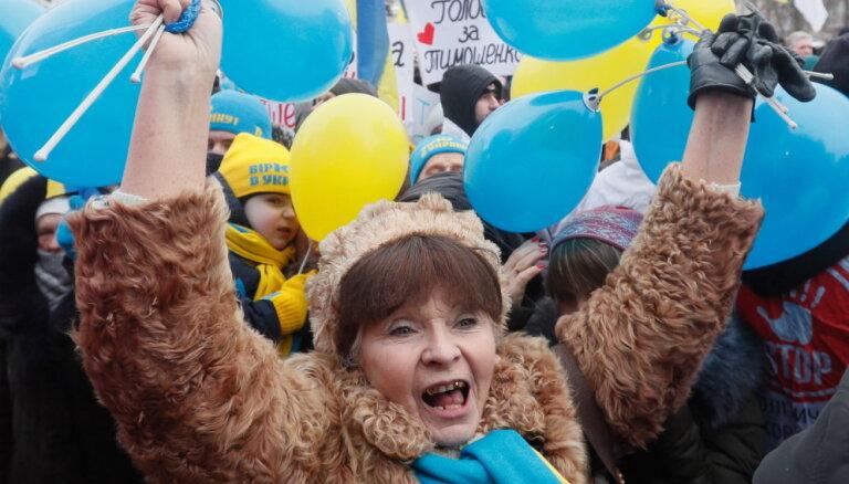 В президенты Украины идут 44 человека. Кто все эти люди?
