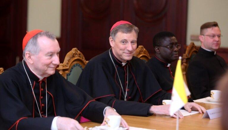 Vatikāna valstsvīrs atbalsta Latvijas kristīgo līderu cīņu pret Stambulas konvenciju