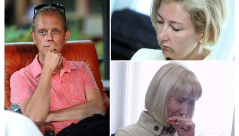 Robins Huds, Minhauzens, kazas un noklausītas sarunas – par ko Latvijā vajāti žurnālisti