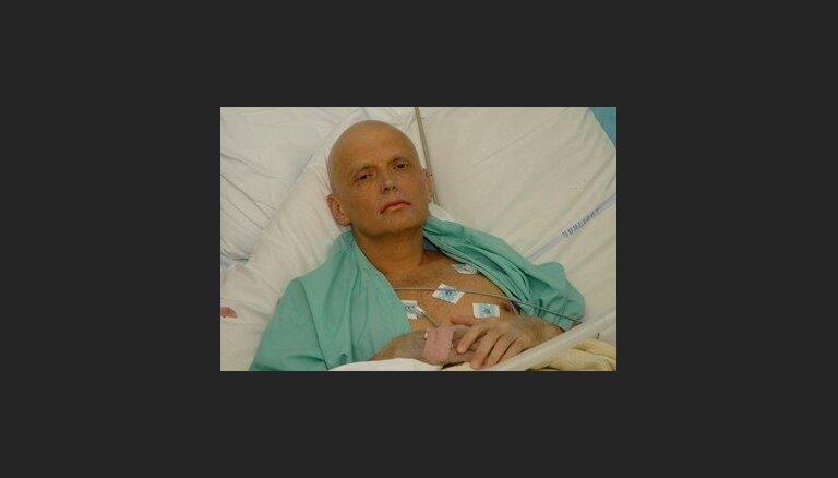 Версия следствия: Литвиненко отравили с третьей попытки