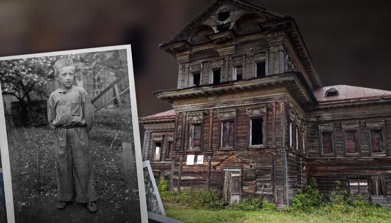 Трагедия первых латвийских пионеров. Смерть детей и возвращение выживших в Латвию
