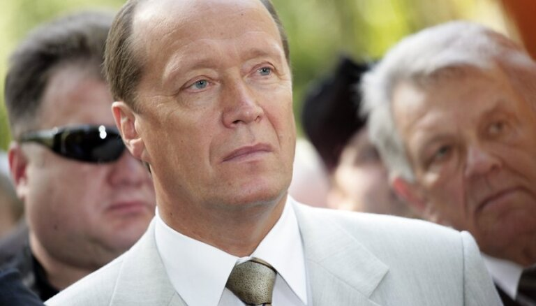Vešņakovs vaino Latviju attiecību sabojāšanā ar Krieviju