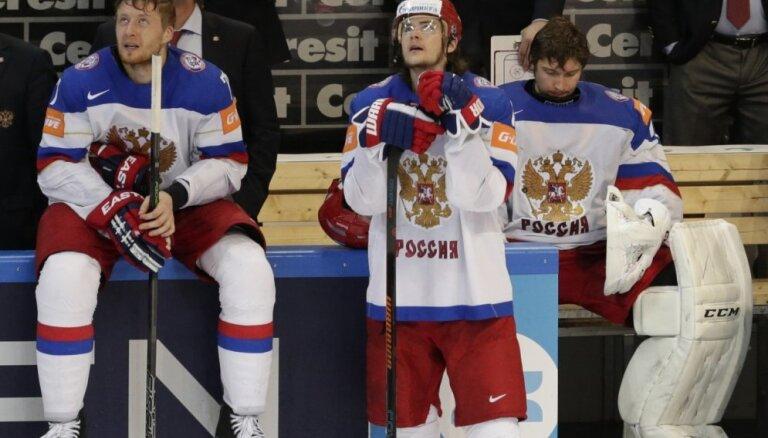 Болельщики проигнорировали возвращение сборной России в Москву