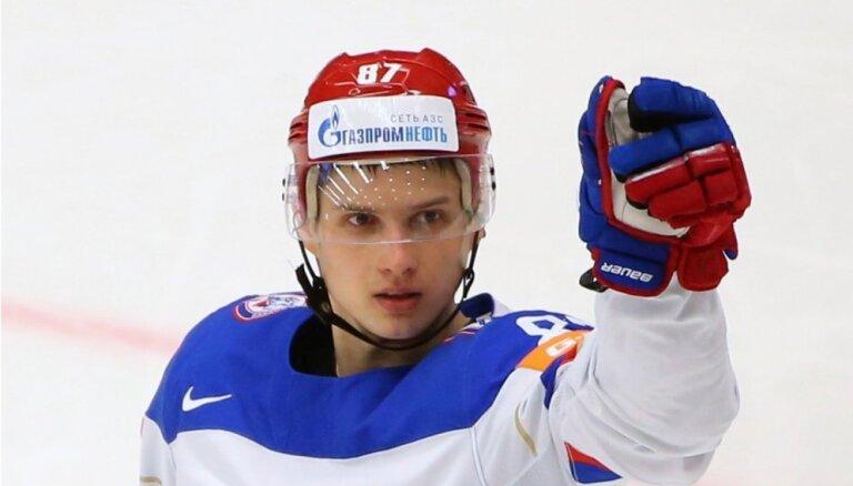 Šipačovs parakstījis divu gadu līgumu ar Maskavas 'Dinamo'