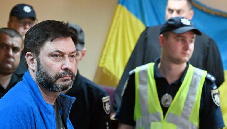 Главу украинского РИА Новости Кирилла Вышинского оставили под арестом до сентября