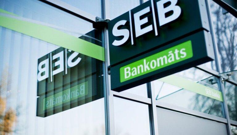 Произошел сбой в работе отдельных банковских услуг SEB