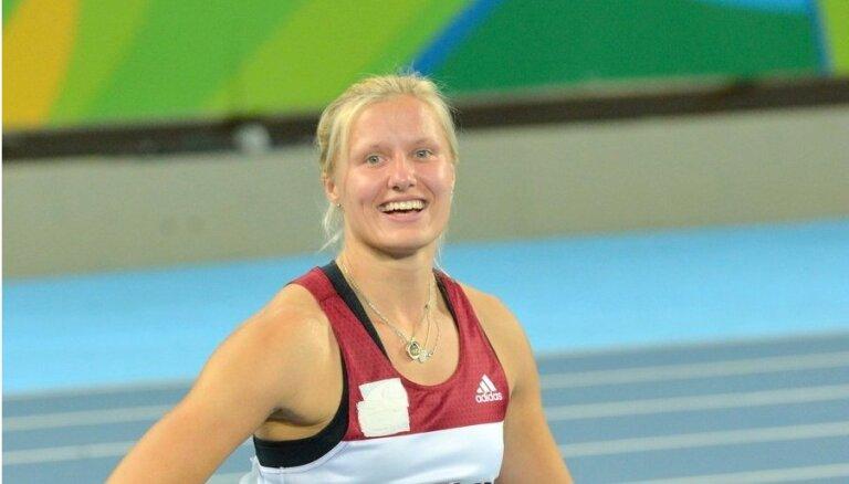 Dadzīte izcīna bronzas medaļu Rio paralimpisko spēļu diska mešanā