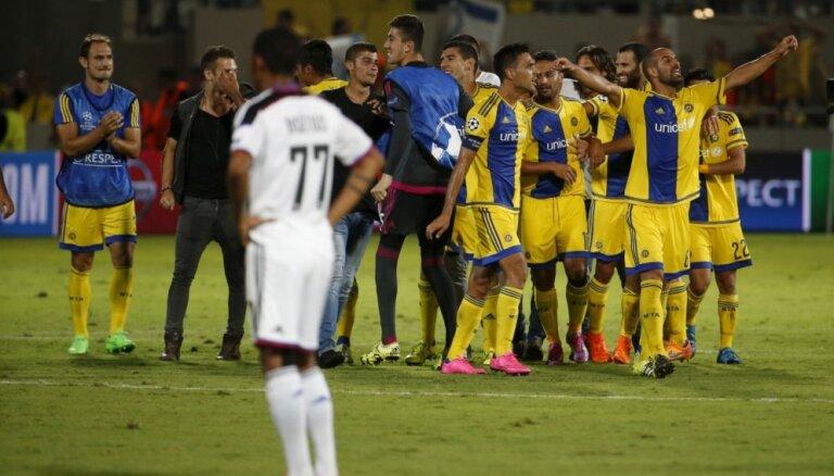 Zināmas pirmās piecas Čempionu līgas kvalifikāciju pārvarējušās komandas