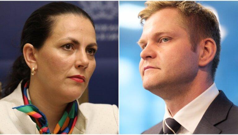 'Spried ar Delfi' par konfliktu starp politiķi un naudas atmazgāšanas apkarotājiem