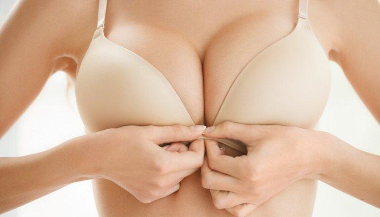 Растет число женщин, которые отказываются носить бюстгальтер