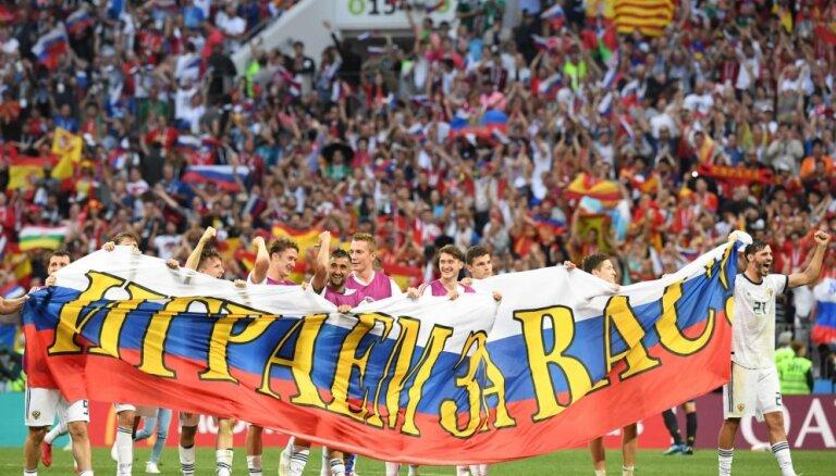 Сегодня сборная России в четвертьфинале ЧМ сыграет со сборной Хорватии